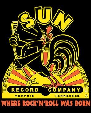 SUN RECORDS | バンドTシャツとロックTシャツならTOKYO ROXX