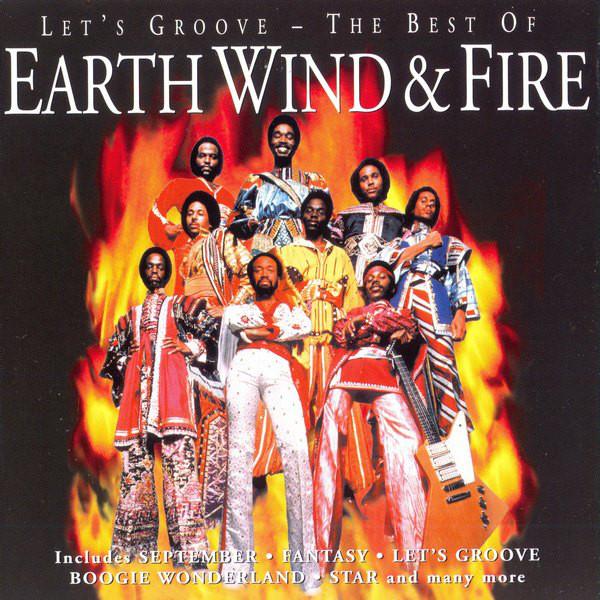 EARTH WIND & FIRE | バンドTシャツとロックTシャツならTOKYO ROXX