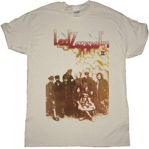 Led Zeppelin Album II 1969 Tee !!!
